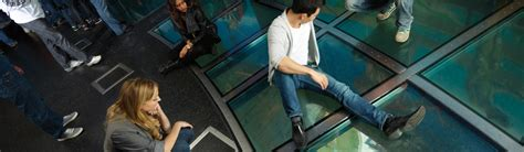 How Many Floors In The Cn Tower by Glass Floor Cn Tower