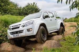 Isuzu Trucks Isuzu D Max Arctic Trucks At35 Review Pictures Auto
