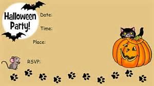 halloween invitation cards printable halloween invites