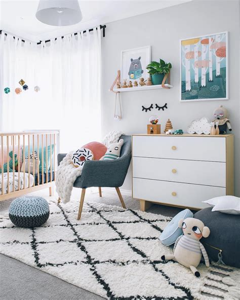 Top 7 Nursery Kids Room Trends You Must Know For 2017 Trendy Nursery Decor