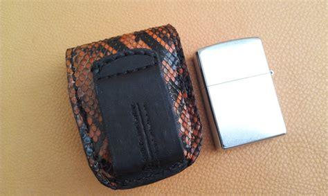 Zaskia Zippo Free Belt skin zippo lighter belt pouch zippo2 rmb custom leather
