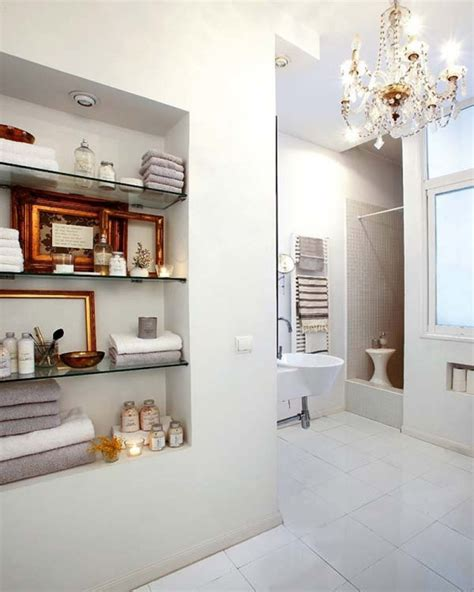 built in wall shelves bathroom top bathroom remodeling trends for 2015 latest 2015 bath