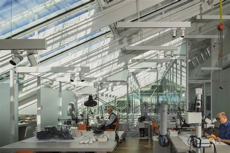 Business And Industrial Design Mba by Renzo Piano Unites Harvard Museums With Glazed Rooftop