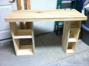 Wood Computer Desk Ideas 10 Pallet Desk And Tables Ideas Pallets Designs