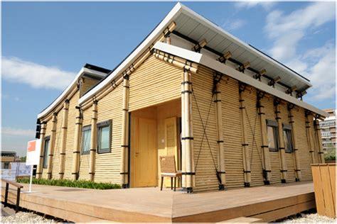 membuat rumah unik membuat rumah minimalis dengan bahan bambu desain rumah unik