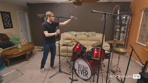 Home Recording Studio Tips Tips For Choosing Microphones For A Home Recording Studio