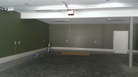 Finished Garages Interior by Joe M Staub Building New Garage And Bonus Room