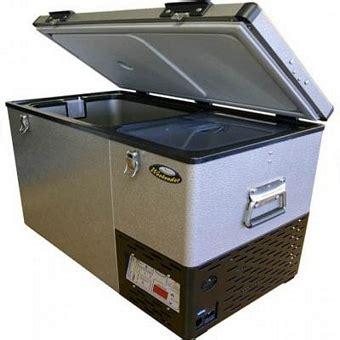 Freezer National national 50ltr weekender fridge freezer aluminium 163 997 00 chest fridge freezer engel