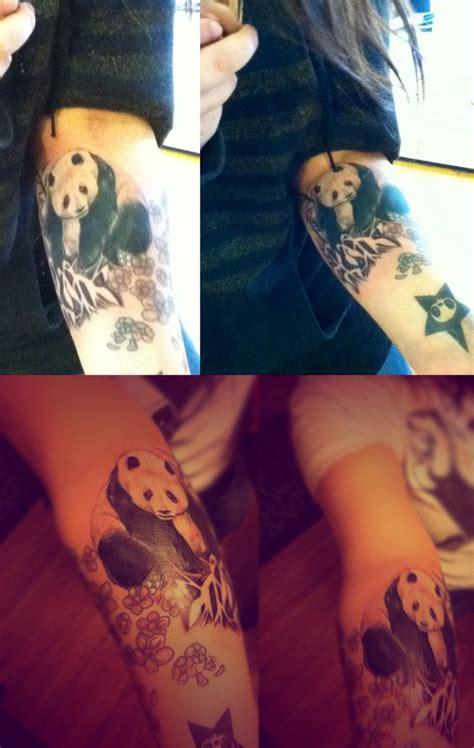 panda zombie tattoo panda tattoo by zombie on deviantart