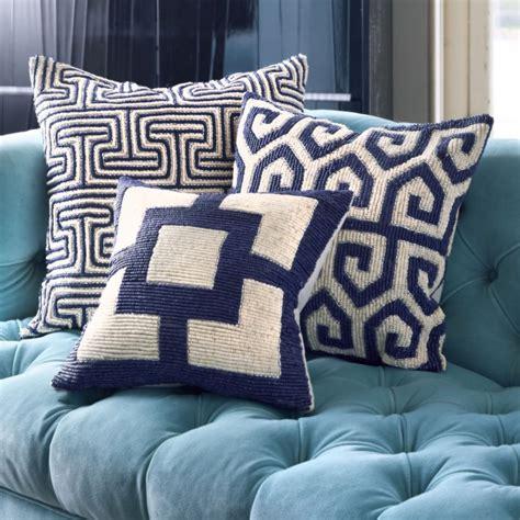 Johnathan Adler Pillows new throw pillows from jonathan adler decoist