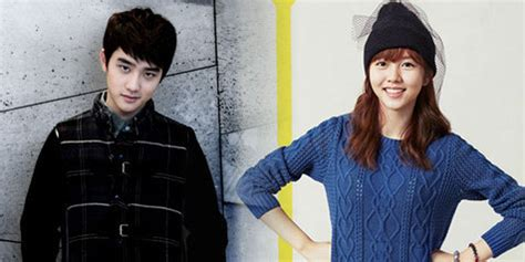 film baru kim so hyun foto intip syuting film baru d o exo kim so hyun