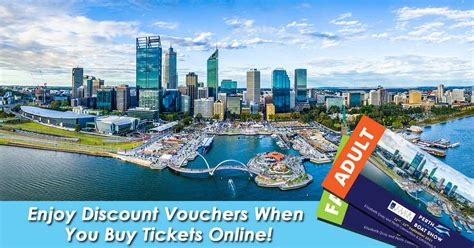 boat show perth 2017 tickets tickets for 2017 club marine perth international boat show