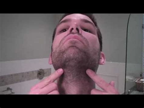 Goatee Trimming Template by Goateesaver Goatee Template On Sale Walmart