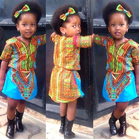 children ankara styles ranny pretty prints gt cute mckenzie style for little