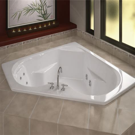 Jacuzzi Style Bathtub Master Bathroom Corner Tub Layouts Corner Tub Bathroom Ideas