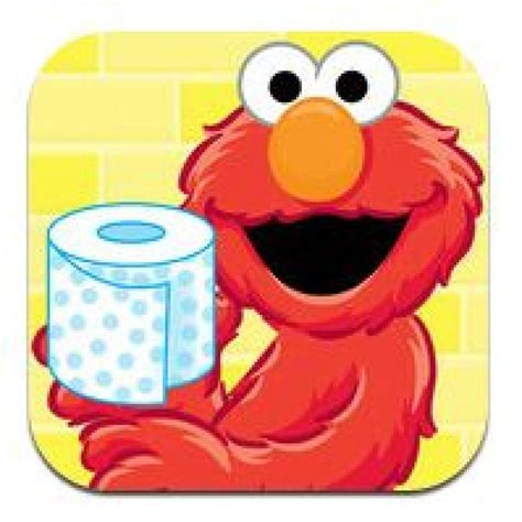 kids app of the week potty time with elmo parenting