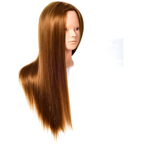 Cheap Hair Mannequin Heads by Hair Mannequin Heads Cosmetology Mannequin 18 Quot