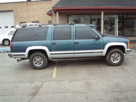 sell used 1995 chevrolet 2500 6 5 turbo diesel 4x4 ls in