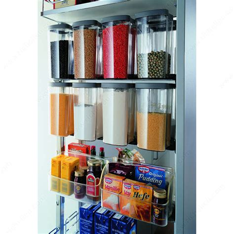 Kitchen Spices Storage Containers Storage Container Set For Spices Richelieu Hardware