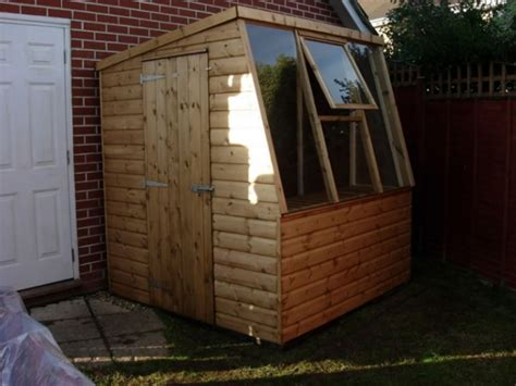 Sheds Direct Exeter by Sundowner Potting Shed From Sheds Direct