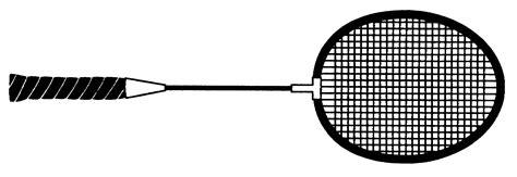clipart badminton gopher badminton net