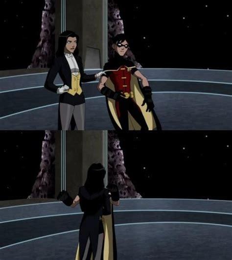 imagenes de robin justicia joven zatanna seasons love and season 1