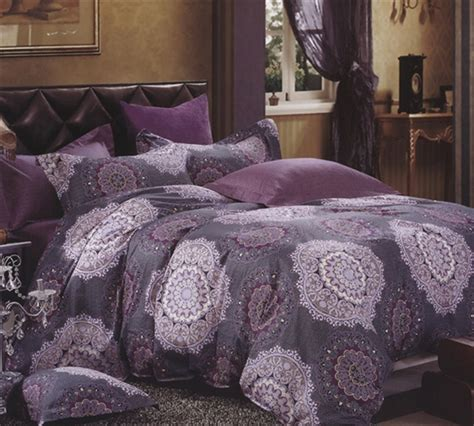 extra large queen comforter shop extra long full size bedding comforter in tyrian purple