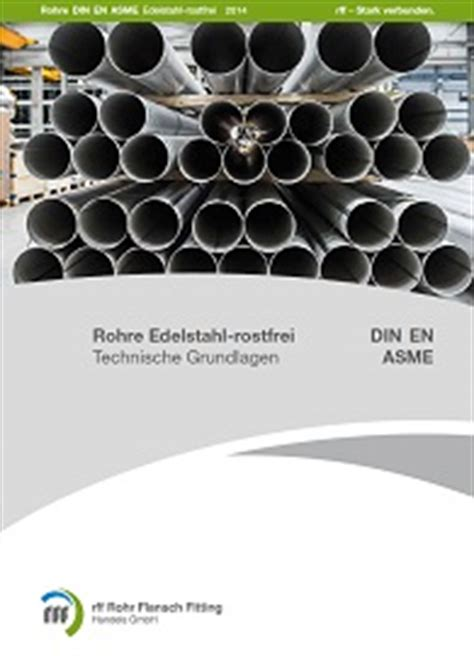 Din En 10220 Abmessungen by Stahlrohre Nach Din En Und Asme Astm Standard Rff Rohr
