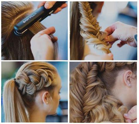 how to do viking braids how to voluminous viking braid braid brigade