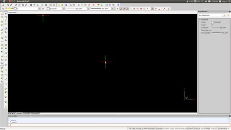 design application for linux linux aided design application review bricscad v11