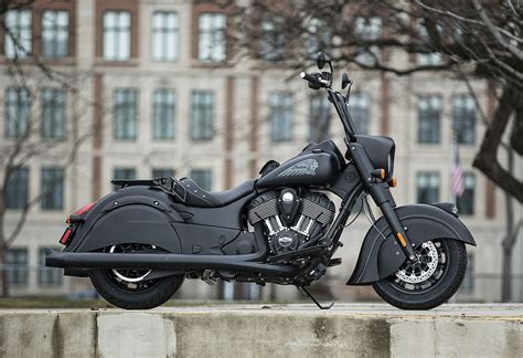 Indian Chief Dark Horse: Least Expensive Chief Is Lightest