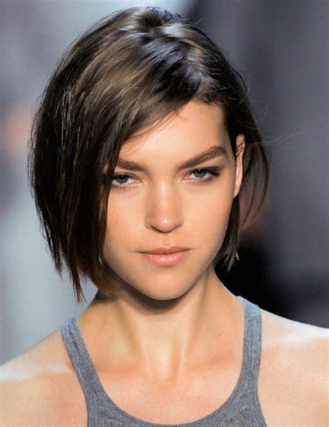 shag hairstyle for fine hair and round face short hairstyles for round fat faces and thin hair