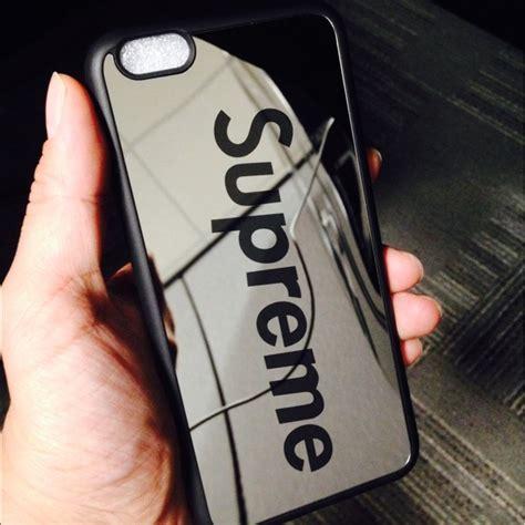 Casing Hp Iphone 7 Iphone 7 Plus Supreme Geometry X4485 56 Accessories Iphone 7 Plus Stylish Supreme Mirror
