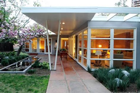 eugene sign and awning silver lake architecture mid century modern pinterest