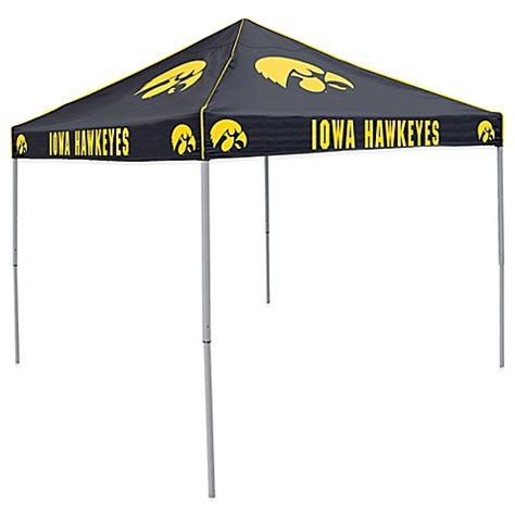 of iowa colors of iowa color tent in black bed bath beyond