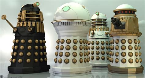 Funny Salt And Pepper Shakers imperial daleks by librarian bot on deviantart