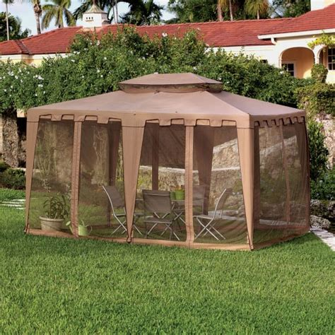 replacement canopy  living accents    garden winds