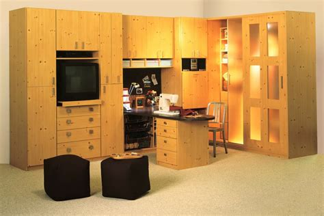 floor to ceiling storage cabinets with doors beautiful home office and den with built in corner l