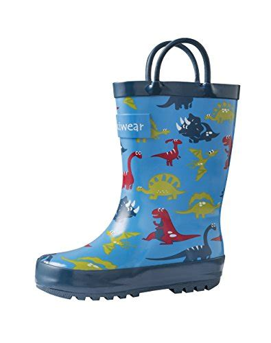toddler rubber boots oakiwear rubber boots 6 us toddler blue