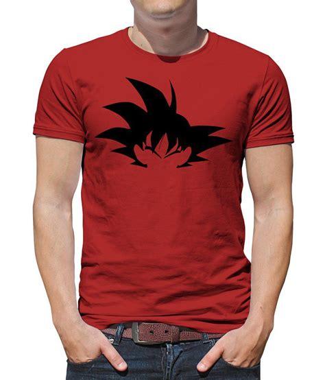 Printed Shirt 2 redwolf z goku silhouette printed t shirt buy redwolf z goku