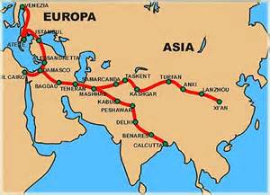 Marco Polo Route Map by Did Marco Polo Travel To China Images Frompo
