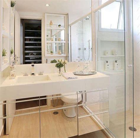 decoração de banheiro pequeno todo branco banheiro branco 80 ideias de decora 231 227 o poss 237 veis de ter