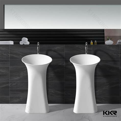 freestanding bathroom basin sell acrylic wash basin solid surface bathroom sink freestanding bathroom sink