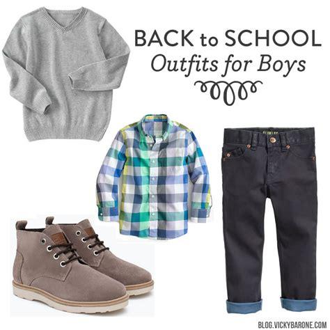 boy ideas for school back to school for boys barone