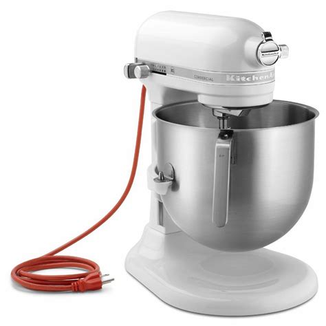 Commercial Kitchen Mixer by Kitchenaid Ksm8990 8 Quart Stand Mixer Review
