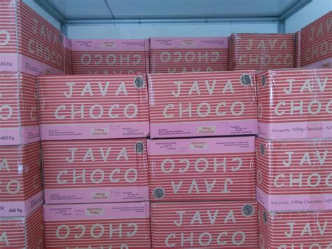 Coklat Pasta D Filling sell java choco from indonesia by pd anugerah tangerang