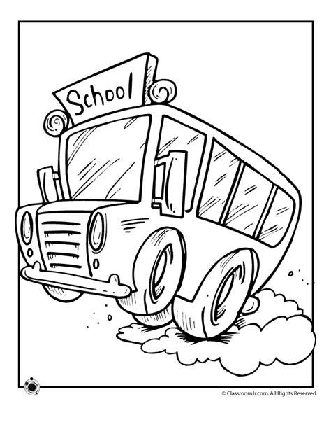 magic school bus coloring page az coloring pages