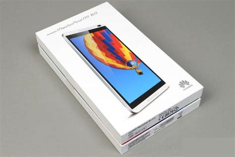 Huawei Tablet Android review of the tablet huawei mediapad m1 8 0