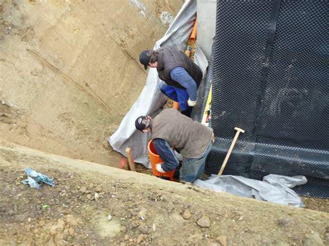 drainage verlegen anleitung mit bilder 6797 bautagebuch fronhoven 187 drainage teil 2