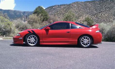 modified mitsubishi eclipse gsx custom 98 eclipse images frompo 1